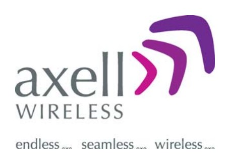 Logo Axell Wireless