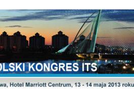 Polski Kongres ITS 2013 już za kilka dni w Warszawie