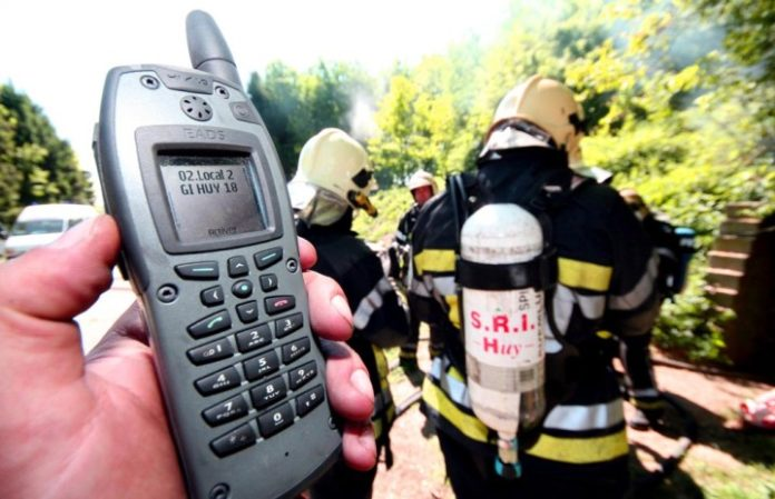 Radiotelefon ASTRID