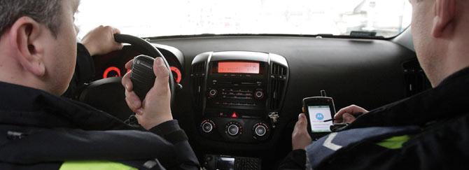 Motorola TETRA dla Policji