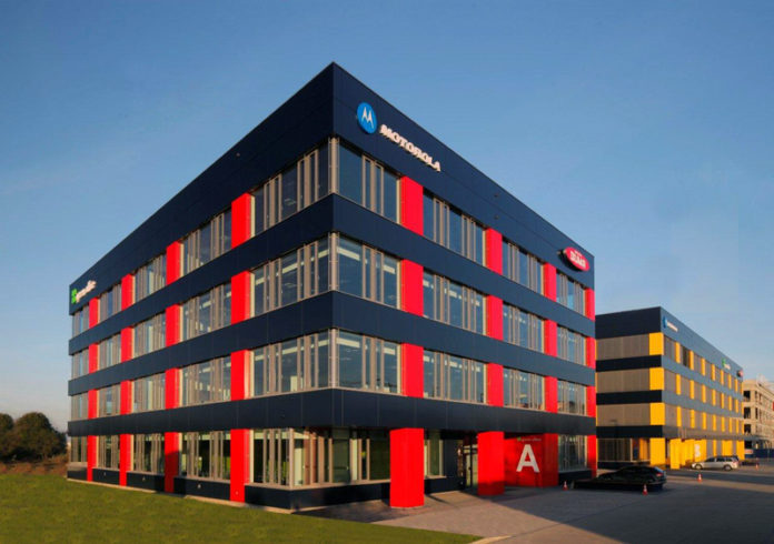 Biuro Motorola Solutions w Krakowie