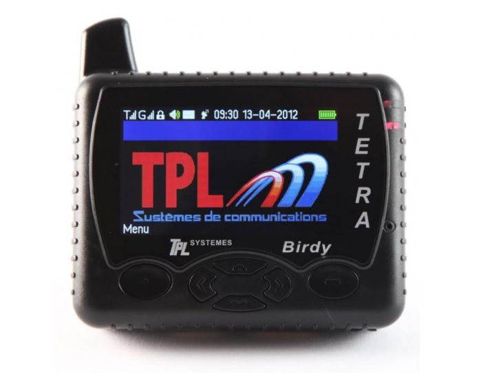 Pager TETRA