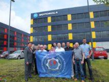 Stowarzyszenie Policji IPA w Centrum Oprogramowania Motorola w Krakowie