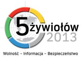 5 żywiołów. Wolność – Informacja – Bezpieczeństwo