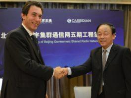 Cassidian kolejny raz rozbuduje pekińską sieć TETRA