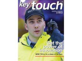 Magazyn KeyTouch firmy Cassidian nagrodzony CMA 2013