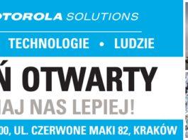 Dzień otwarty w krakowskim ośrodku Motorola Solutions