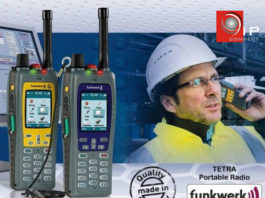 IP Connect partnerem Funkwerk w zakresie TETRA w Polsce