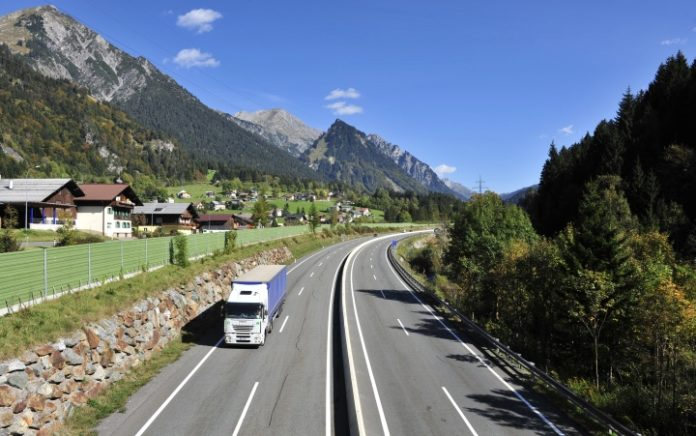 Droga w Austrii