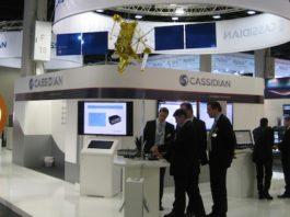Cassidian na PMRExpo 2013
