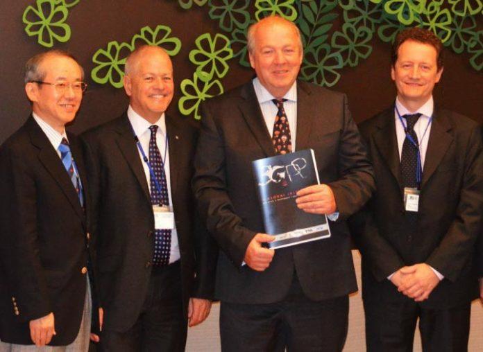 Przedstawiciele TCCA, 3GPP i ETSI