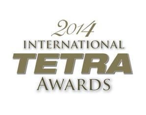 Logo Nagród TETRA 2014