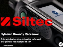 SILTEC na Crime Lab prezentował rozwiązania TETRA