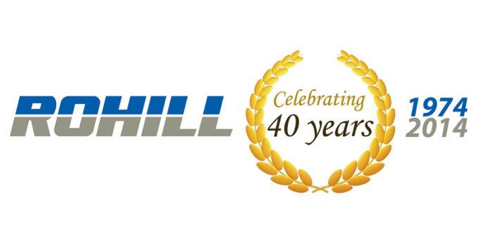 Rohill 40 lecie istnienia firmy