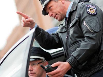 Airbus-TETRA Radio German Police