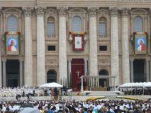 Łączność TETRA od Selex ES podczas kanonizacji Jana Pawła II i Jana XXIII
