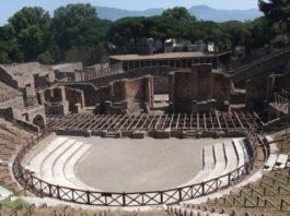 Selex dostarcza łączność TETRA dla wykopaliska w Pompejach