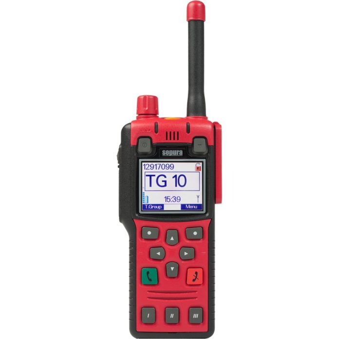 Radiotelefon Sepura STP8X