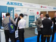 AKSEL na konferencji CCW 2014 w Singapurze