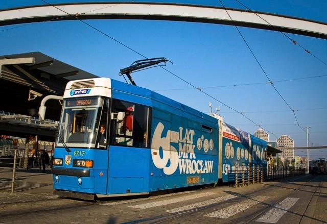 System TETRA w MPK Wrocław