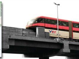 TetraFlex firmy DAMM dla kolei jednoszynowej w Mumbaju