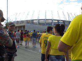 Sieci Tetrapol firmy Airbus Defence and Space pomogły zabezpieczyć mistrzostwa FIFA 2014
