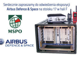 Airbus Defence and Space na targach MSPO 2014