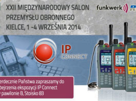 IP Connect zaprasza na MSPO 2014
