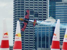 TETRA na zawodach Red Bull Air Race