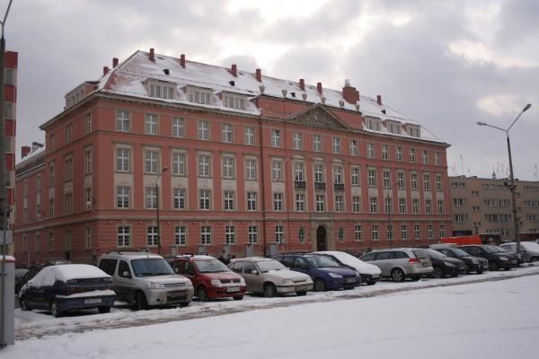 Budynek Urzędu Miasta Wrocławia
