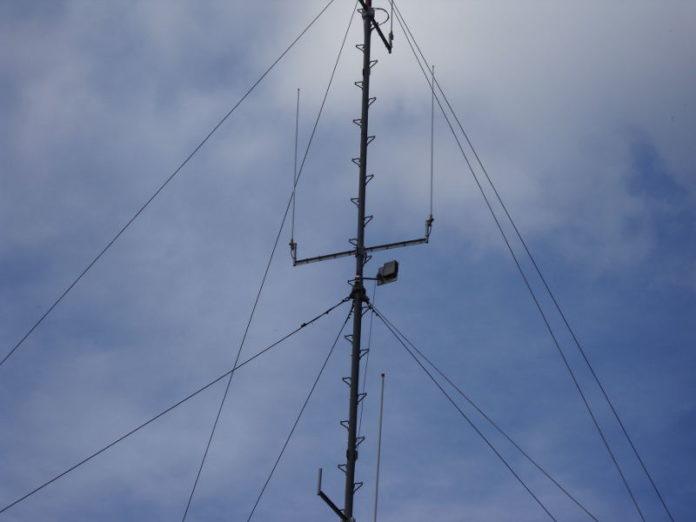 Maszt radiowy