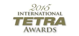 Logo TETRA Awards 2015