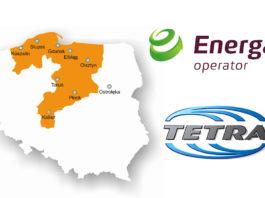Dwie oferty w przetargu na infrastrukturę pod TETRĘ dla ENERGA-OPERATOR