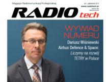 RadioTech - nowy magazyn radiokomunikacji profesjonalnej na polskim rynku