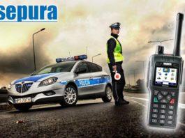 Kolejna dostawa radiotelefonów TETRA od SRS Polska