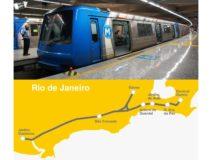 Kapsch wdroży TETRĘ na 4 linii metra w Rio de Janeiro