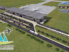 Nowe lotnisko na Mazurach będzie mieć system łączności TETRA
