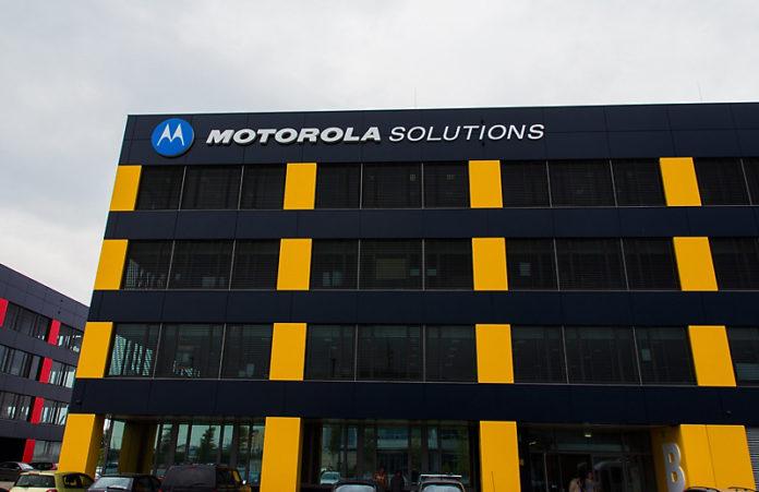 Siedziba firmy Motorola Solutions w Krakowie