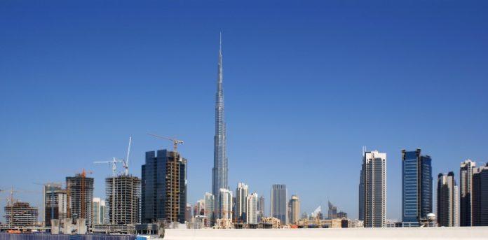 Burdż Chalifa w Dubaju - najwyższy budynek na świecie
