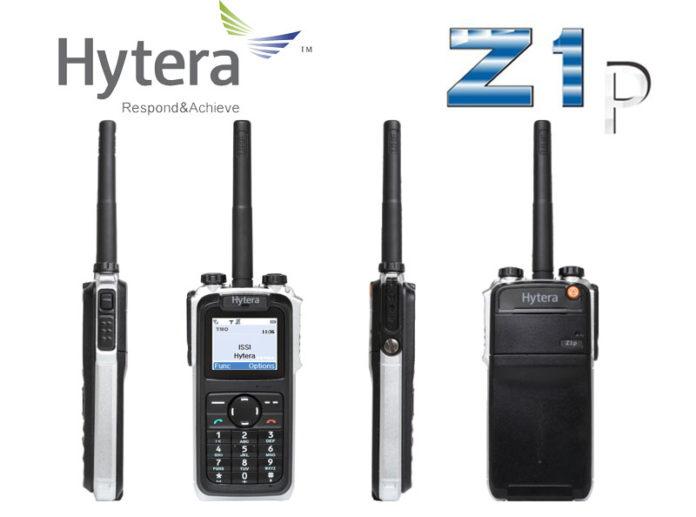 Hytera-Z1p-TETRA-radio