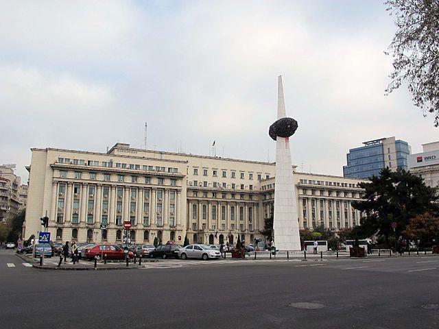 Siedziba MSW Rumunii