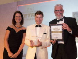 Dwie Nagrody TETRA za sieć Nødnett dla Motoroli