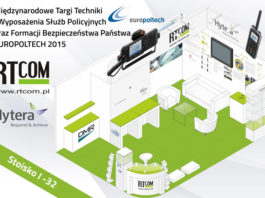 RTcom i Hytera zapraszają na Europoltech 2015