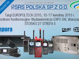 SRS Polska zaprasza na Europoltech 2015