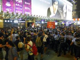 Jak przekonfigurowano system TETRA podczas protestów w Hongkongu