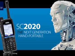 Sepura prezentuje rewolucyjny radiotelefon ręczny TETRA, SC2020
