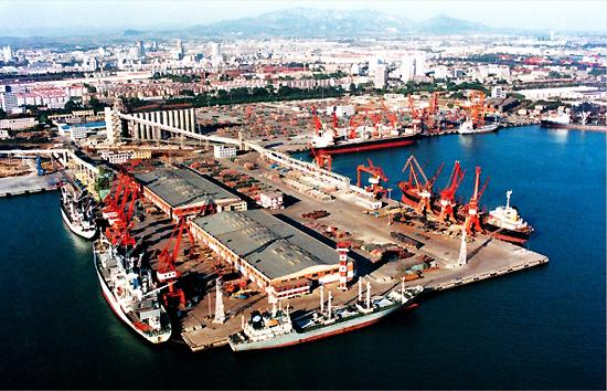 Port w Qinhuangdao