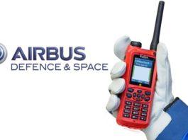 Airbus DS prezentuje ulepszoną wersję radiotelefonu THR9 Ex