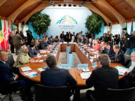 Łączność firmy Airbus Defence and Space pomogła zabezpieczyć szczyt G7