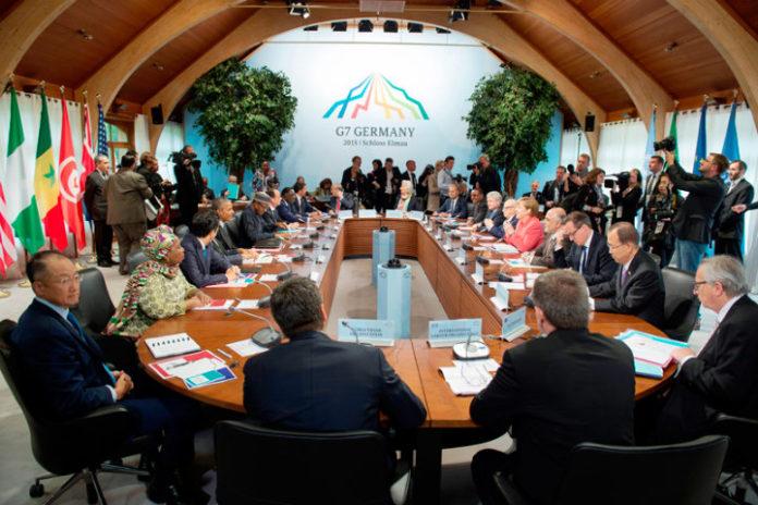 Szczyt G7 w 2015 roku
